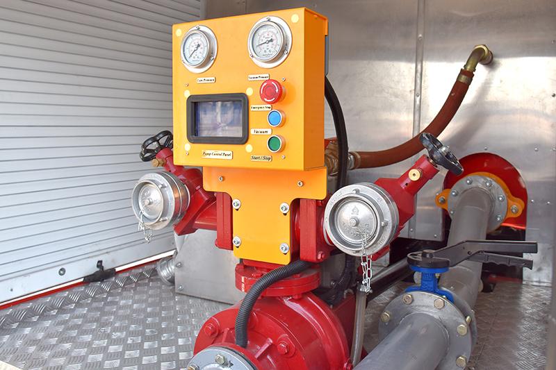 کامیونت آتشنشانی فوسو ۲