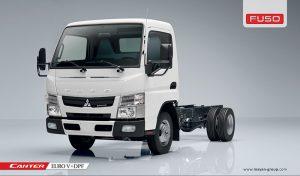 کامیون سبک فوسو 5.6 تن