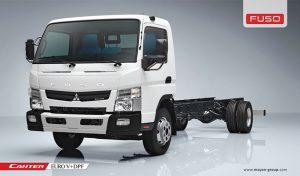 کامیون سبک فوسو 6 تن بلند