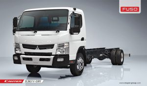 کامیون سبک فوسو 8.5 تن باری